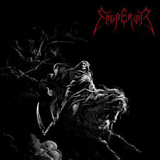 "EMPEROR s/t 12"" LP - ETCHED & with POSTER - LIMITED BLACK METAL - new copy"