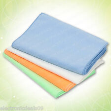 10X Micro Fibre Towel -Microfiber Fast Drying Travel Gym Camping Sport Footy