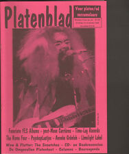 PLATENBLAD 159 The MOVE Remo Four YES Time-Lag LIMELIGHT Anneke Gronloh