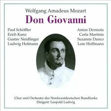 Mozart: Don Giovanni (CD, Aug-2010, 2 Discs, Preiser Records)