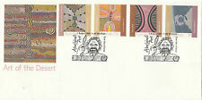 Australia 1988 - Aboriginal Paintings FDC (Perth, WA)
