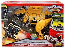POWER RANGERS DINO SUPER CHARGE LIMITED EDITION DELUXE  T-REX ZORD FIGURE