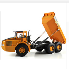 RC Construction Big Dump Truck Engineering Vehicles Loaded Sand Remote Control