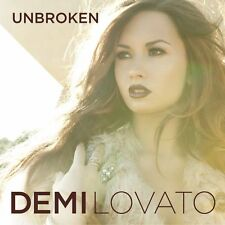 Demi Lovato - Unbroken CD +1 Bonus tracks (nuovo/sigillato-new/sealed)