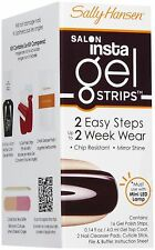 Sally Hansen Salon Insta Gel Strips #340 Pat On The Black