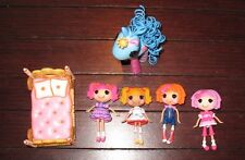 Mini LALAOOPSY Doll lot & More..