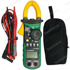 MASTECH MS2008A Digital Clamp Meter AC DC Current Volt Resistance Tester B0273
