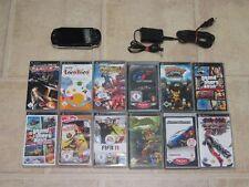 Sony PSP mit 3 Gratis Spiele + Zubehörpaket