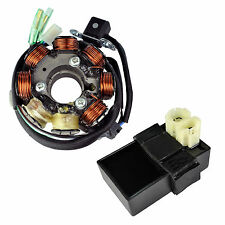 High Output Stator And CDI High Performance Kit ATV Honda TRX 250 R 1988 1989