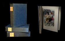 [ESPAGNE ESPANA] CERVANTES - Don Quichotte, ill. PONCHON. 1/30 Japon + Suite.
