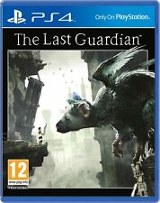 The Last Guardian (PS4) Brand New & Sealed UK PAL Quick Dispatch