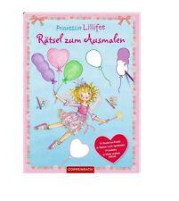 Prinzessin Lillifee: Rätsel zum Ausmalen (2013, Taschenbuch)
