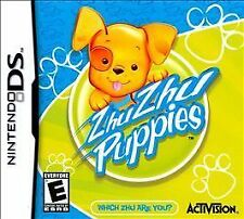 Zhu Zhu Puppies (Nintendo DS, 2011)CARTRIDGE ONLY