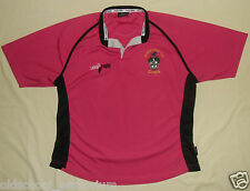 """Redditch RFC / 2013 """"Coach"""" - LOVELL Rugby - MENS rugby Shirt / Jersey. Size: XL"""