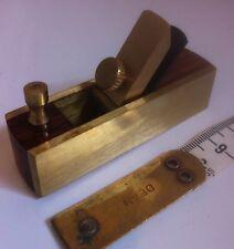 Mini/Micro bloque pulgar plano Luthiers Herramienta