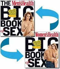 The Men's Health and Women's Health Big Book of Sex: Your Authoritative, Red-Hot