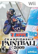 NPPL: Championship Paintball 2009 Wii