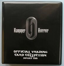 Hammer Horror Series 2 Trading Card Binder from Strictly Ink