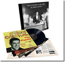 Tito Puente , Tito Puente Quatro:The Definitive Collection ( 5 Vinyl Box Set )