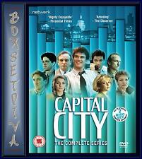CAPITAL CITY - THE COMPLETE SERIES **BRAND NEW DVD **