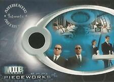 "Uomini in nero II-PW1 ""MIB agenti Suits"" pieceworks Costume Card"