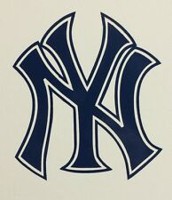 "New York Yankees Baseball Decal 5.75""x6.5"" Vinyl Sticker **FREE SHIPPING**"
