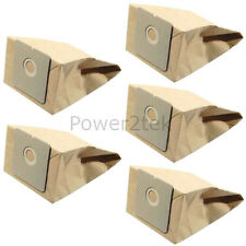 5 x E67, E67n, H55 Vacuum Bags for Solac Picolo A304 Hoover UK