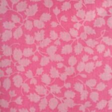 Liberty Tana Lawn Cotton Fabric 'Glenjade' Col F Pink Print SAMPLE PIECE