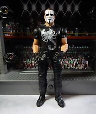 Sting WWE MATTEL Then Now Forever Series WCW TNA WWF WRESTLING FIGURE 2015
