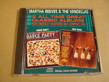 CD / MARTHA REEVES & THE VANDELLAS - 2 ALL TIME GREAT CLASSIC ALBUMS