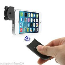 Telecomando Wireless Autoscatto Scattare foto per iPhone 5s 5 5c iPad iPod