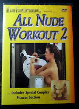 Totally Nude Aerobic Workout #2 - DVD