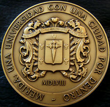 MED3514 - MEDAILLE UNIVERSITE DE MERIDA  1958 -  PORTUGAL MEDAL