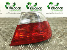 BMW 3 SERIES E46 COUPE TAIL LIGHT OFFSIDE DRIVERS RIGHT 257022R