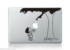 "Tree Apple Macbook Pro Retina 13"" Mac Sticker Decal Skin Vinyl Cover For Laptop"
