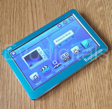 "EVO BLUE 80GB 4.3"" TOUCH SCREEN MP5 MP4 MP3 PLAYER DIRECT PLAY VIDEO + TV OUT"