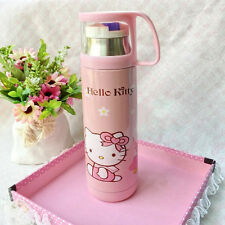 Hello Kitty Stainless Steel Vacuum Insulated Water Bottle with Cup 500ml K515