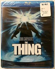 NEW SEALED JOHN CARPENTERS THE THING BLU RAY FREE WORLD WIDE SHIPPING BUY IT NOW