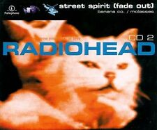 Street Spirit (Fade Out) SEALED CD2 Radiohead (2000 Emi/Chrysalis) UK Import