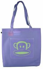 Paul Frank Julius Jelly Shoulder Tote Bag in Purple