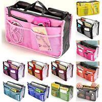 Kosmetik Handtasche Organizer Tasche Reise Damentaschen ToolInhalt sortieren Neu