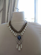 E-Vie Accessories Pearl/marquisate Necklace  BNWT