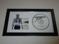 "CODY SIMPSON SIGNED FRAMED ""PREVIEW TO PARADISE"" CD HEARTTHROB RARE"