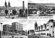 AK, Stadtilm Kr. Arnstadt, vier Abb., 1976
