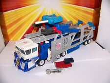 Transformers Robots In Disguise Ultra Magnus Super Class Hasbro 2001