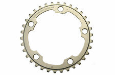 Shimano Ultegra FC-6750 34T Chainring 2x10 speed, 50-34T, 110mm BCD, Silver