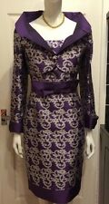 Sonia Pena Designer Dress And Jacket