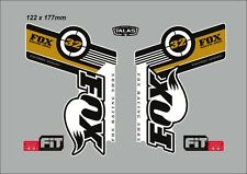 FOX 32 FACTORY SERIES FORK DECAL SET