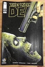 WALKING DEAD #1 Pittsburgh Wizard World Comic Con Exclusive Variant Image Comics