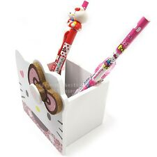 hello kitty pen holder pencil case school office